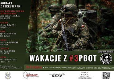 Rzeszów: Wakacje z WOT w Podkarpackiej Brygadzie