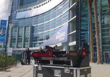 Rzeszów: Z garażu w Racławówce do Los Angeles. Świat chce wozić konsole w skrzyniach Zcase