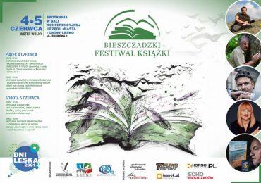 Kultura: Bieszczadzki Festiwal Książki