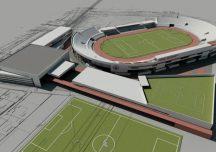 Rzeszów: Wniosek o pozwolenie na budowę Podkarpackiego Centrum Lekkiej Atletyki został złożony