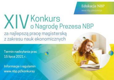 Polska: Konkurs o Nagrodę Prezesa NBP za najlepszą pracę magisterską rozpoczęty