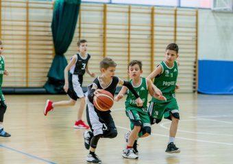 Krosno: Turniej koszykówki JUNIOR BASKET KROSNO U-12