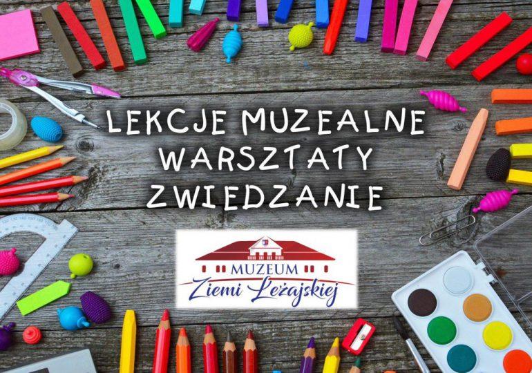 Leżajsk: Lekcje i zajęcia dla dzieci w Muzeum Ziemi Leżajskiej.