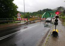 Podróże: Modernizacja mostów na drodze w Bieszczady