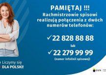 Jasło: Liczymy się dla Polski – trwa narodowy spis powszechny