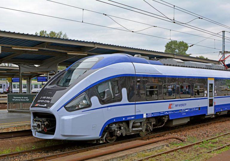 Zdrowie: PKP Intercity informuje pasażerów o śladzie węglowym