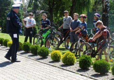 Ropczyce: Rowerowe ,,Prawo jazdy'' dla uczniów powiatu
