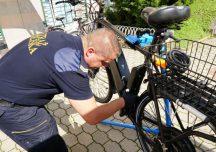 Rzeszów: Straż miejska zachęca do znakowania rowerów
