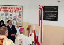 Strzyżów: Nadanie szkole w Żyznowie imienia Rotmistrza Pileckiego.