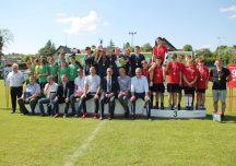 Jarosław: Piłkarskie emocje uczniów szkół podstawowych [fotorelacja]