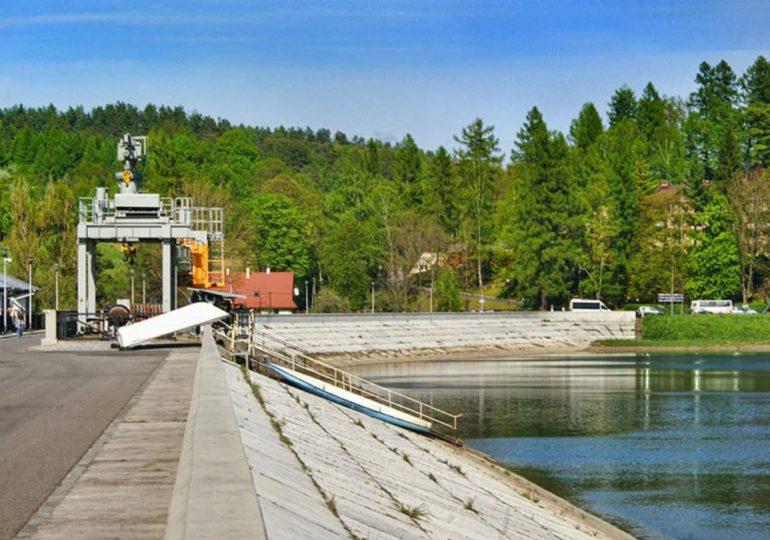 Lesko: Elektrownia wodna w Myczkowcach przeszła gruntowny remont