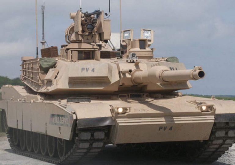 Technologie: Abramsy nad Wisłą