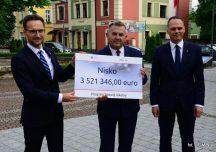 Nisko: Ponad 15 mln zł dla Gminy z Funduszy Norweskich