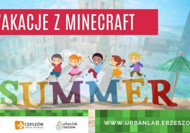 Rzeszów: Wakacje z Minecraft