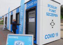 Nisko: Mobilny punkt szczepień stanie nad zalewem Podwolina