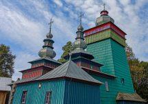 Turystyka: Szlak Architektury Drewnianej już otwarty