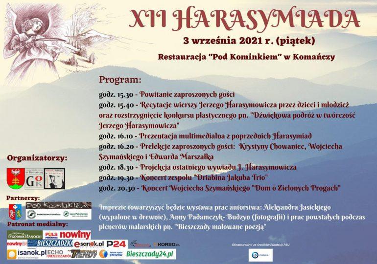 Sanok: XII Harasymiada już wkrótce w Komańczy