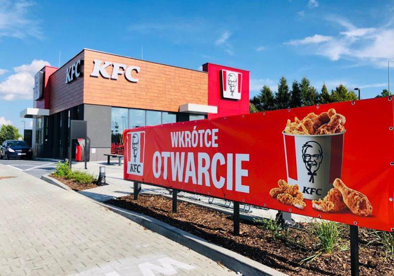 Dębica: KFC zaprasza na otwarcie nowej restauracji