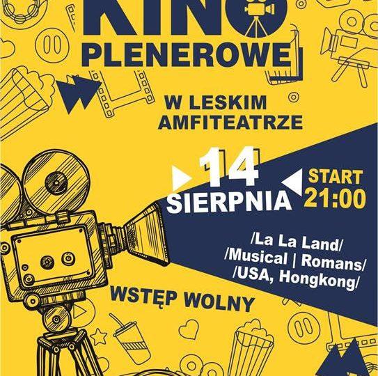 Lesko: Letnie kino plenerowe