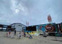 Ustrzyki Dolne: Słodki Wawel Truck podbił serca mieszkańców i odwiedzających Arłamów!