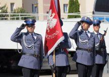 Ropczyce: Uroczystość nadania sztandaru Komendzie Powiatowej Policji w Ropczycach