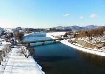Sanok: Budowa mostu -kolejny etap realizacji
