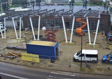 Kolbuszowa: Przebudowa dworca PKP trwa