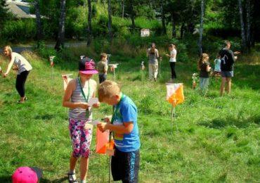 Kolbuszowa: Biegi z mapą dla dzieci