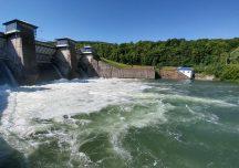 Lesko: 60 – lecie Elektrowni Wodnej Myczkowce w Zwierzyniu