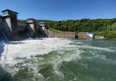 Lesko: 60 - lecie Elektrowni Wodnej Myczkowce w Zwierzyniu