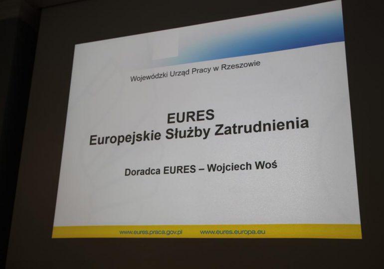 Jarosław: Jak bezpiecznie pracować za granicą. Spotkanie z doradcą EURES [fotogaleria]