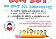 Jasło: Trwa rejestracja na zajęcia Jasielskiego Uniwersytetu Dziecięcego