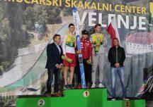 Ropczyce: Dawid Kaszuba dwukrotnym Mistrzem Świata Weteranów w Skokach