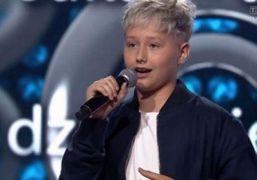 Polska: 12-letni Miłosz powalczy o finał dziecięcej Eurowizji