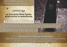 Sanok: Zaproszenie na Uroczystości dziękczynne