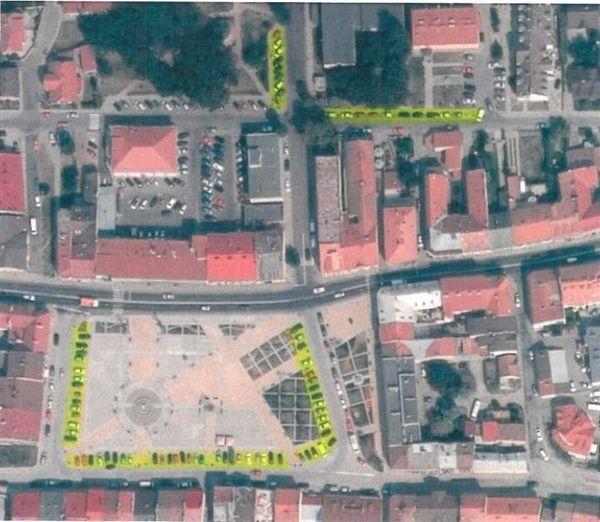Strzyżów: Strefa płatnego parkowania na Rynku
