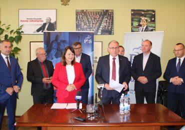 """Jarosław: Konferencja Prasowa - """"Sportowa Polska"""""""