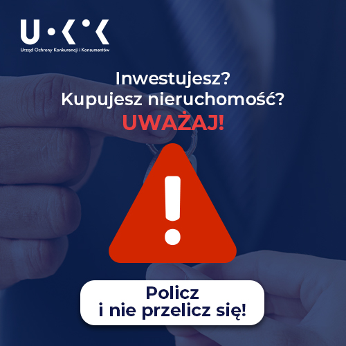 """Polska: """"Policz i nie przelicz się!""""- kampania Prezesa UOKiK"""