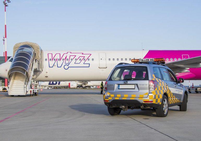 Rzeszów: Pierwszy rejs WizzAir z Jasionki do Oslo