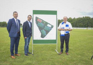 Mielec: Rozpoczęła się budowa nowej bazy sportowej w Tuszowie Narodowym
