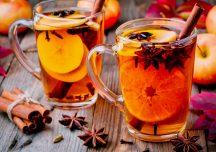 Kulinaria: Przepisy na rozgrzewające, zimowe herbaty