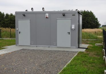 Kolbuszowa: Kontenerowa stacja dezynfekcji wody