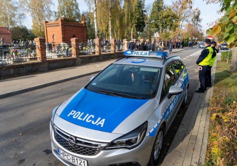 Polska: Zadbajmy o bezpieczeństwo odwiedzając groby bliskich