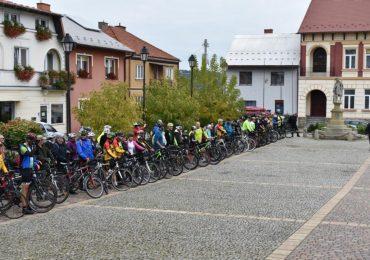Krosno: Policjant zainicjował charytatywny rajd rowerowy.