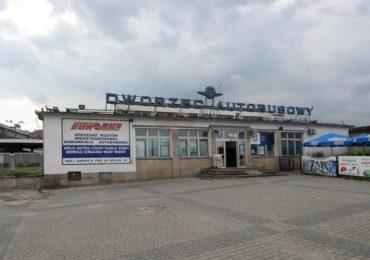 Rzeszów: Nowy dworzec PKS